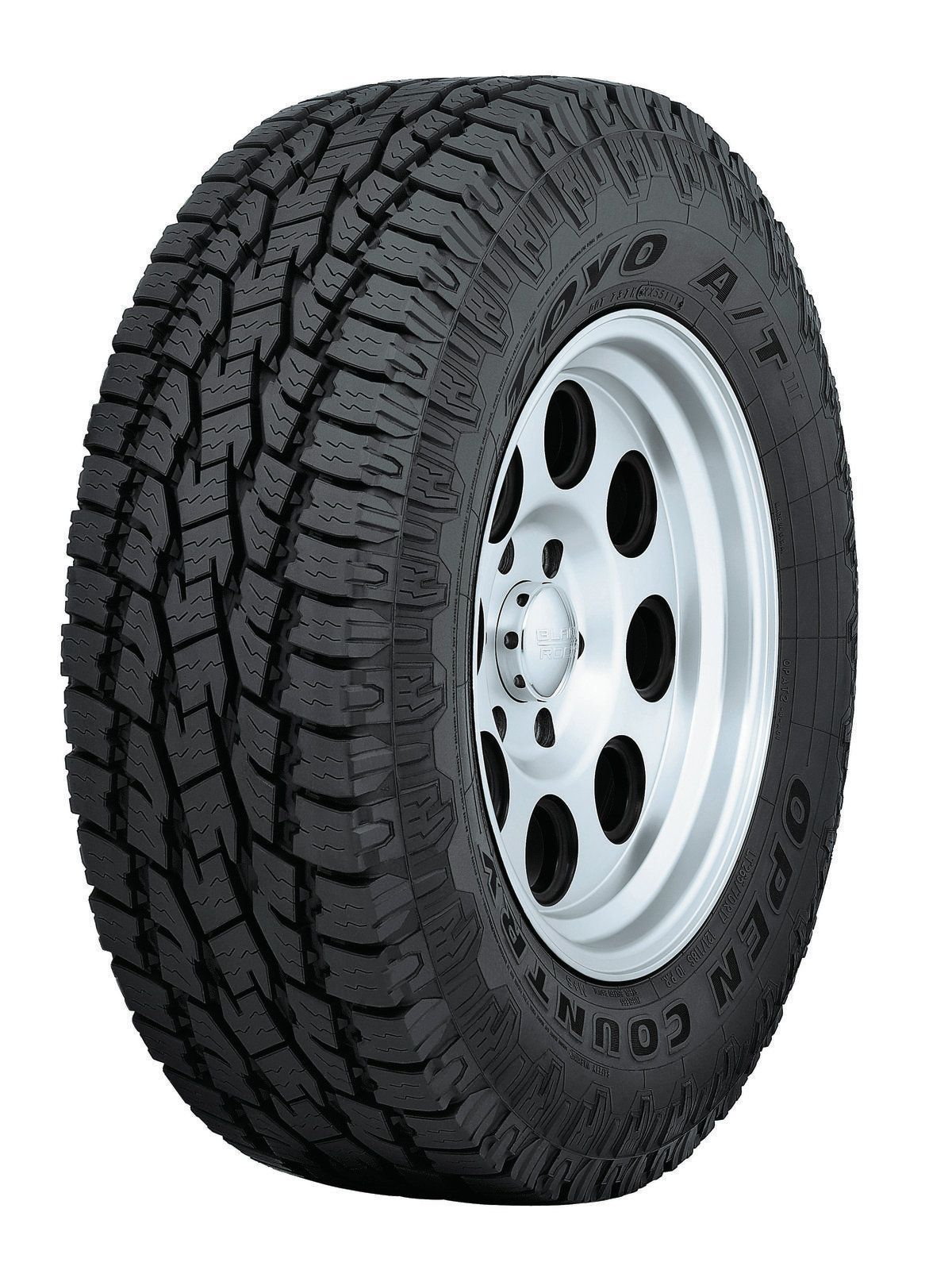 Toyo Open Country A/T 245/75 R16 120/116S